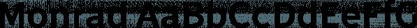 Monrad font family by JC Design Studio