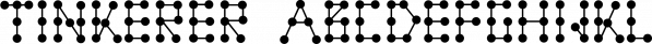 Tinkerer font family by Ingrimayne Type