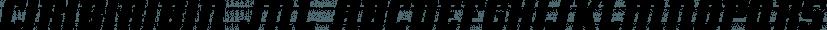 Ciribiribin JNL font family by Jeff Levine Fonts