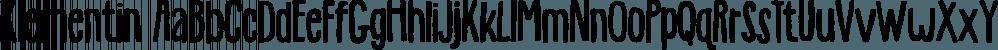 Klementin font family by Pizzadude.dk