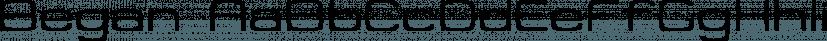 Began font family by Atlantic Fonts