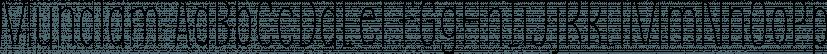 Mundlam font family by Pizzadude.dk