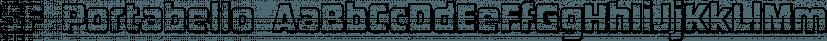 SF Portabello font family by ShyFoundry