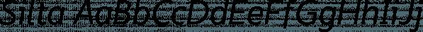 Silta font family by Underscore