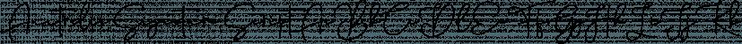 Australia Signature Script font family by Dhan Studio