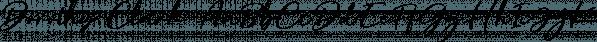 Dorothy Clark font family by Letterhend Studio