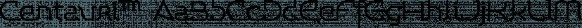 Centauri™ font family by MINDCANDY