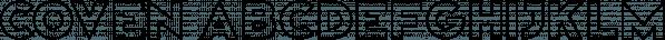 Coven font family by Tugcu Design Co