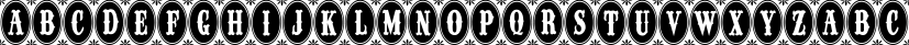 Longbranch Initials JNL font family by Jeff Levine Fonts