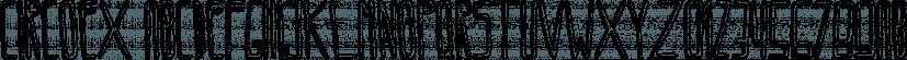 Circoex font family by Antipixel