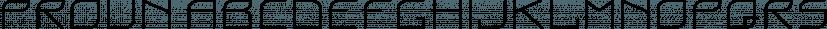 Proun font family by ParaType