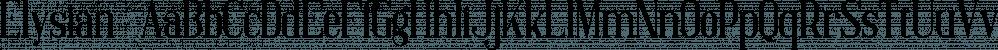 Elysian  font family by VPcreativeshop