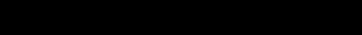 Tesla Font Specimen