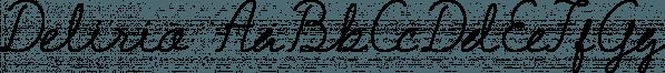 Delirio font family by Duván Cardenas