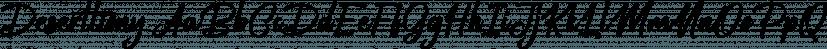 Deserttiony font family by feydesign