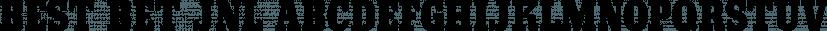 Best Bet JNL font family by Jeff Levine Fonts