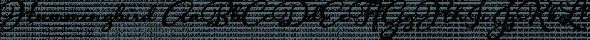 Hummingbird font family by Laura Worthington