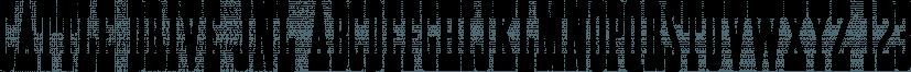 Cattle Drive JNL font family by Jeff Levine Fonts