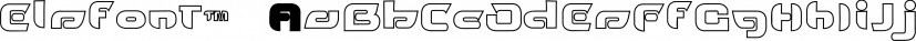 Elefont™  font family by MINDCANDY