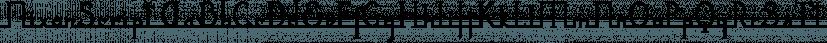 NixonScript font family by Barnbrook Fonts