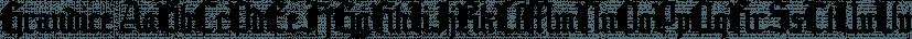 Grandice font family by Letterhend Studio