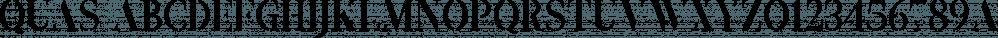 Quas font family by Tugcu Design Co