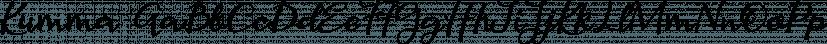 Kumma font family by Eurotypo