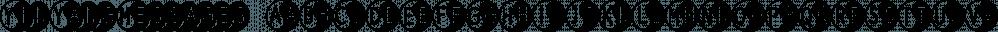 YinYangMessages font family by Ingrimayne Type