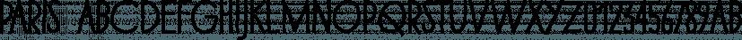 Paris font family by S&C Type