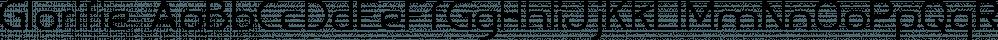 Glorifie font family by Jadugar Design Studio