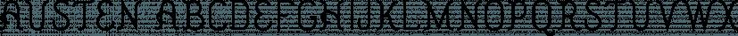 Austen font family by vatesdesign