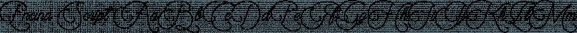 Encina Script font family by Måns Grebäck