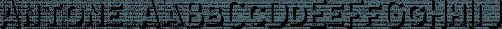 Antone font family by Letterhend Studio