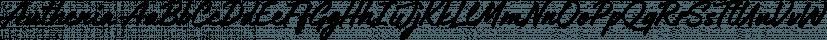 Authenia font family by Mika Melvas