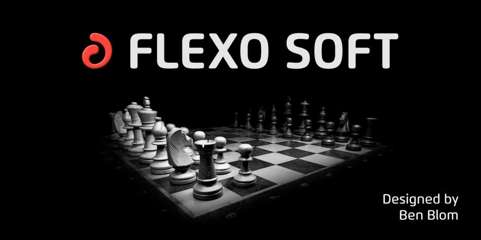 Download Flexo Soft Font Family
