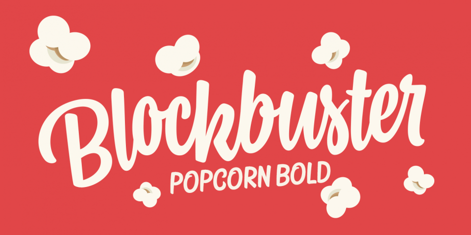 Download Popcorn Font Family