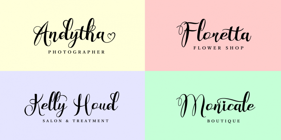 Download Wonderfebia Font Family