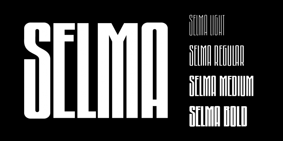 Download Selma Font Family